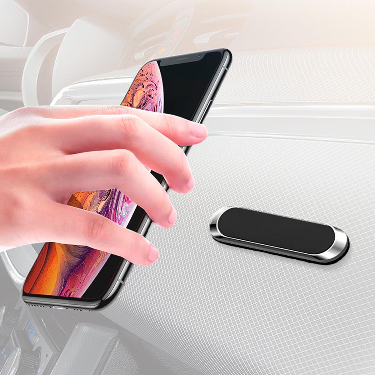 Soporte Magnético De Celular Compacto Para Carro