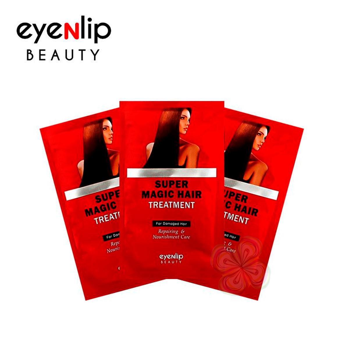 Tratamiento Para El Cuidado Del Cabello Eyenlip «Super Magic Hair»