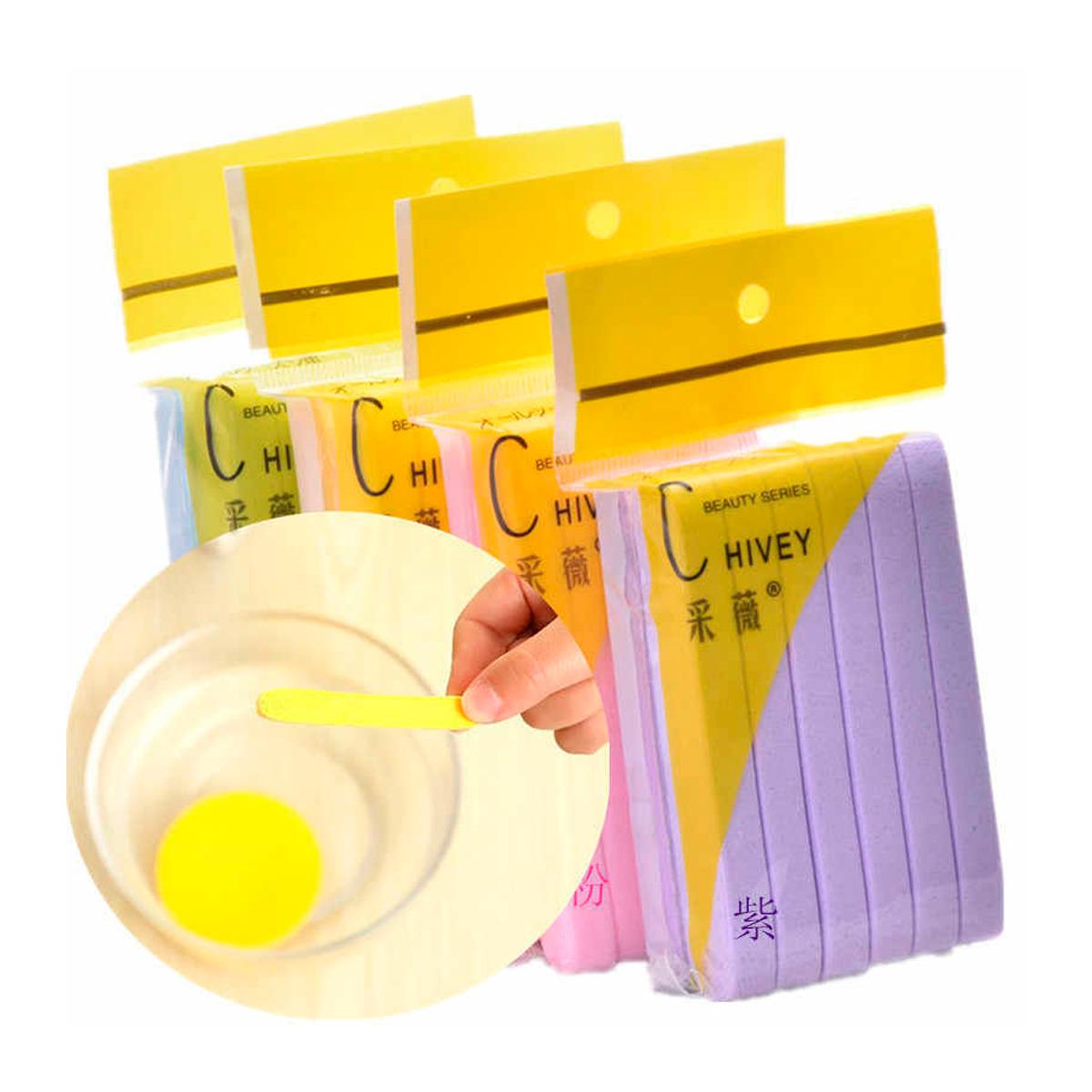 Esponja Facial Comprimida 12 Pzs Lavado Facial Exfoliante