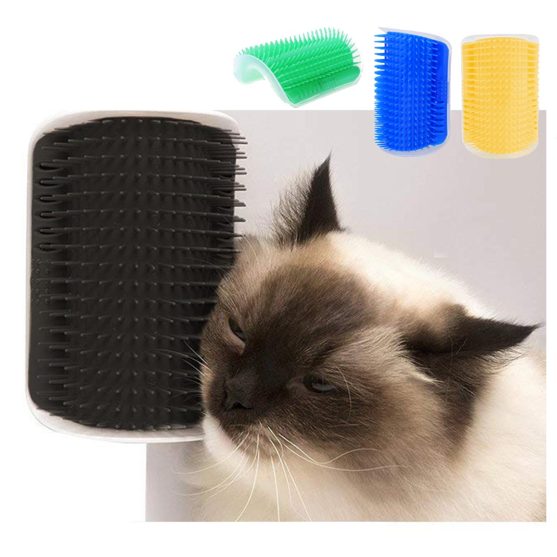 Cepillo Esquinero Para Acicalar Gatos