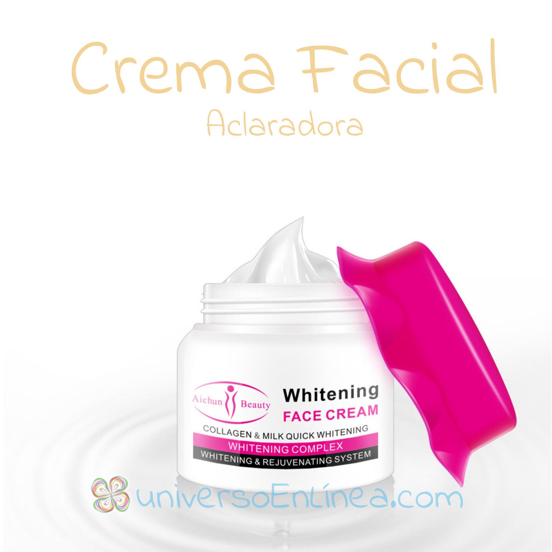 Aichun Beauty Crema Facial Aclaradora Remueve Manchas Oscura Devuelve El Tono De Tu Piel Refresca La Fiel Y Rejuvenecela