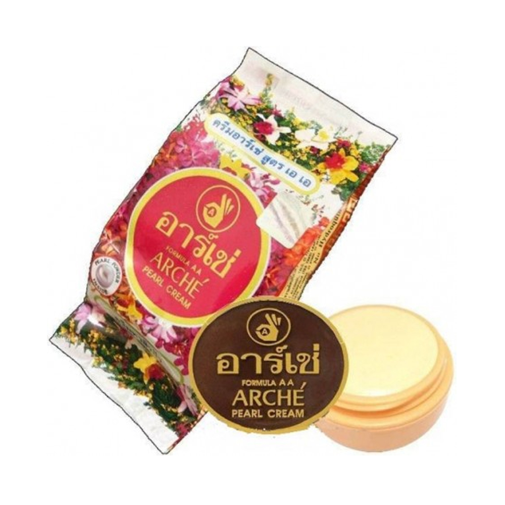 Crema Arche Polvo De Perlas Manchas Blanquea Acné