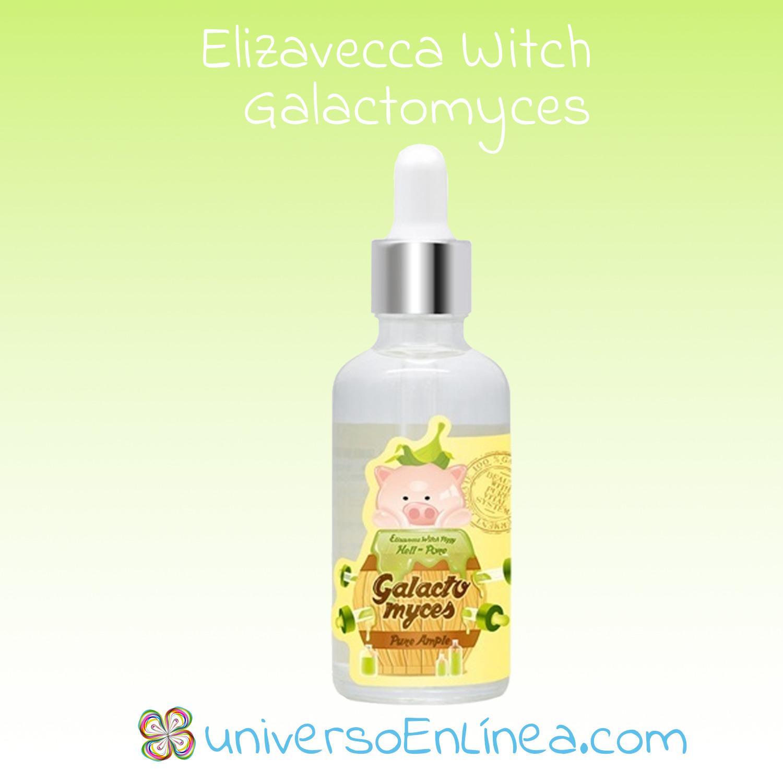 Ampolleta Elizavecca Witch Piggy Galactomyces Elasticidad De La Piel