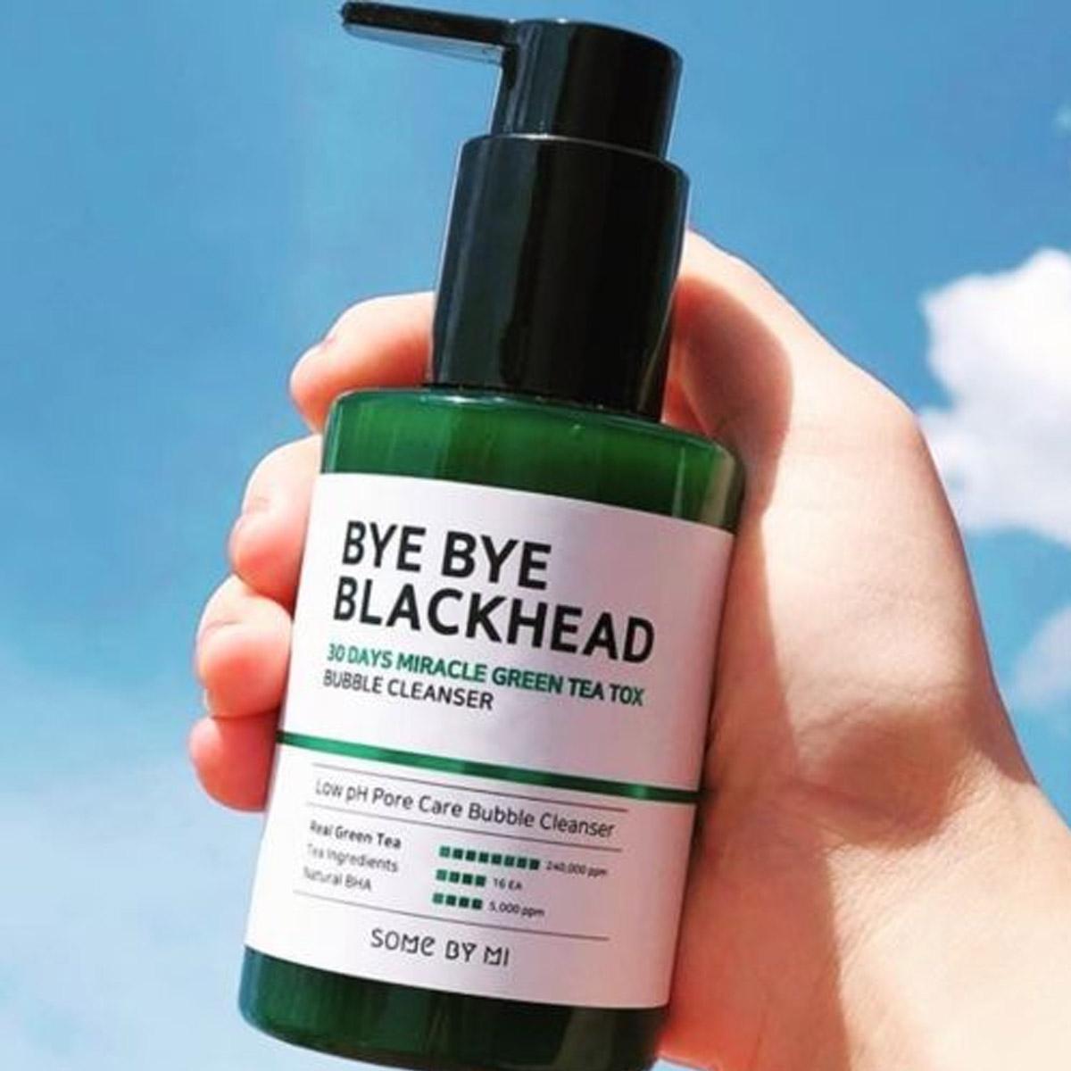 Bye Bye Blackhead Limpiador De Puntos Negros Some By Mi