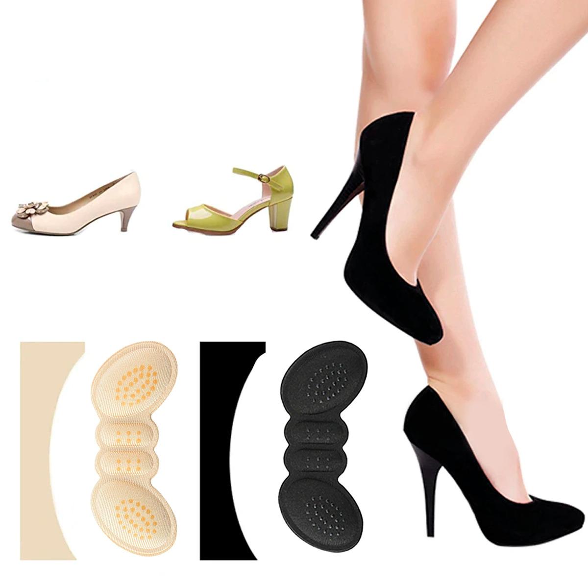 Protector De Talón Para Zapatos Adhesivo Unisex