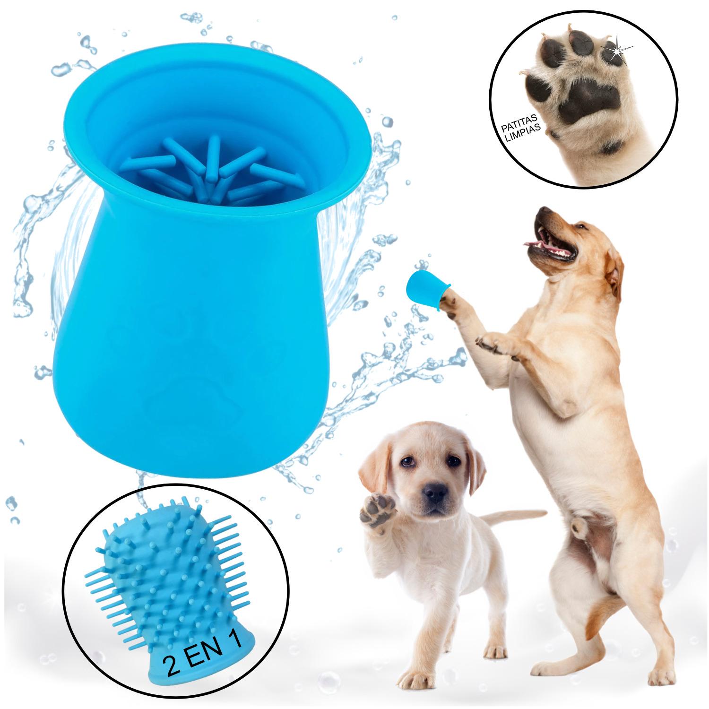 Limpiador De Patitas Para Mascota Perros Y Gatos