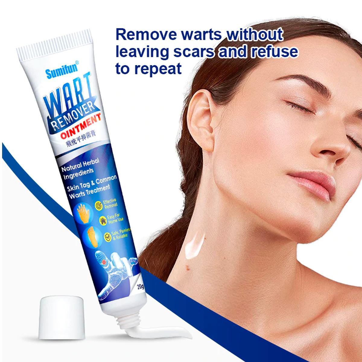 Sumifun Crema Removedor Verrugas Manchas Tratamiento
